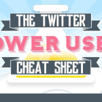 The Twitter Power User Cheat Sheet [Infographic]