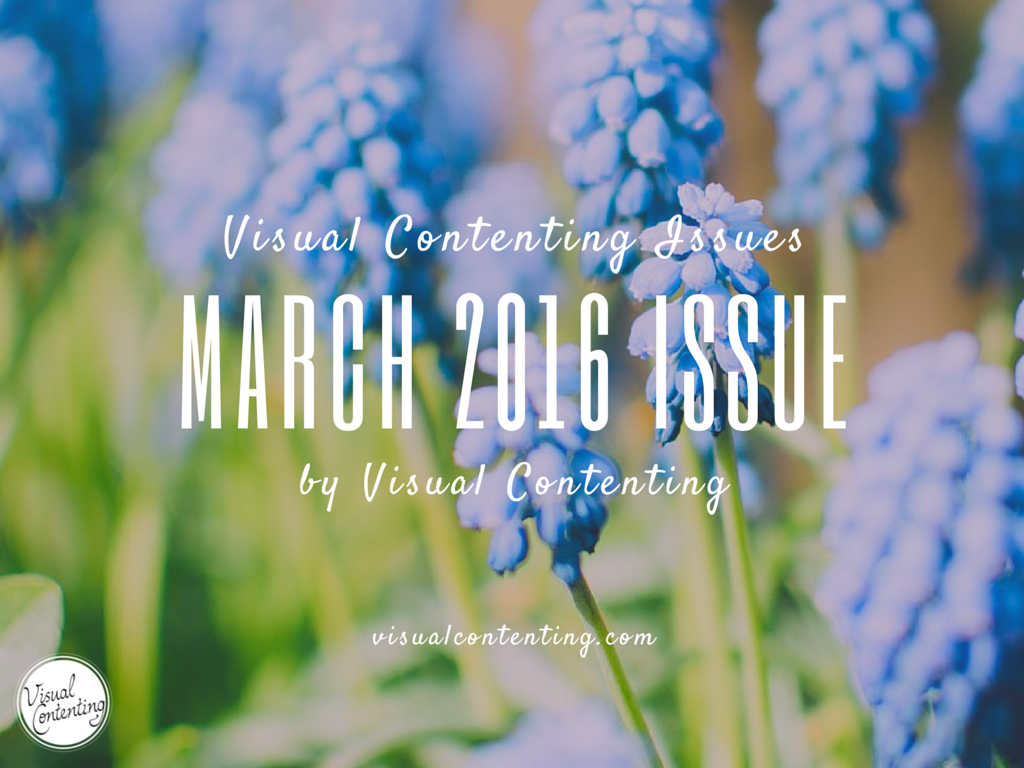 Visual Contenting Issue 2 March 2016