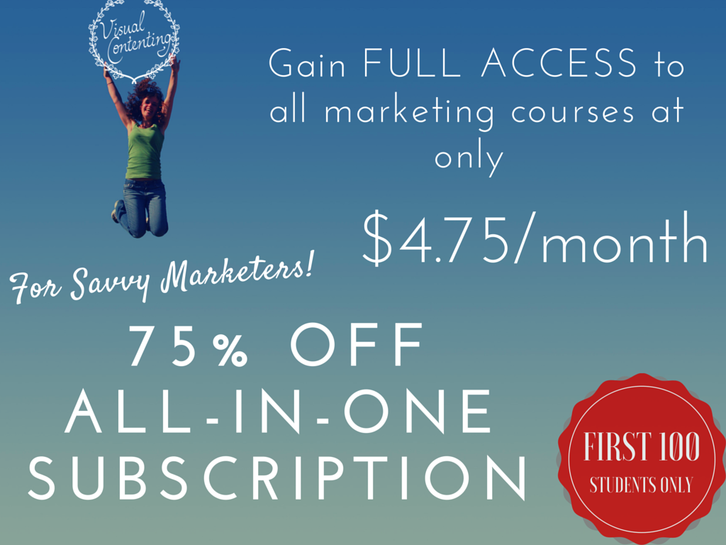 All-in-One Subscription for Savvy Marketers