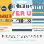 Visual Marketing and Social Media Roundup (Mar 28 – Apr 04 2016)
