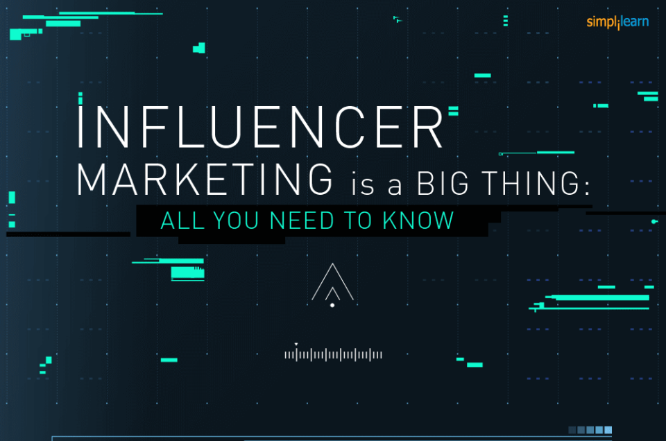 Influencer Marketing Is a Big Thing [Infographic]
