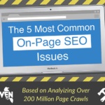 The 5 Most Common On-Page SEO Issues and How to Fix Them [Infographic]