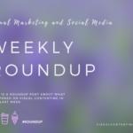 Visual Marketing and Social Media Roundup (Apr 25 – May 02 2016)
