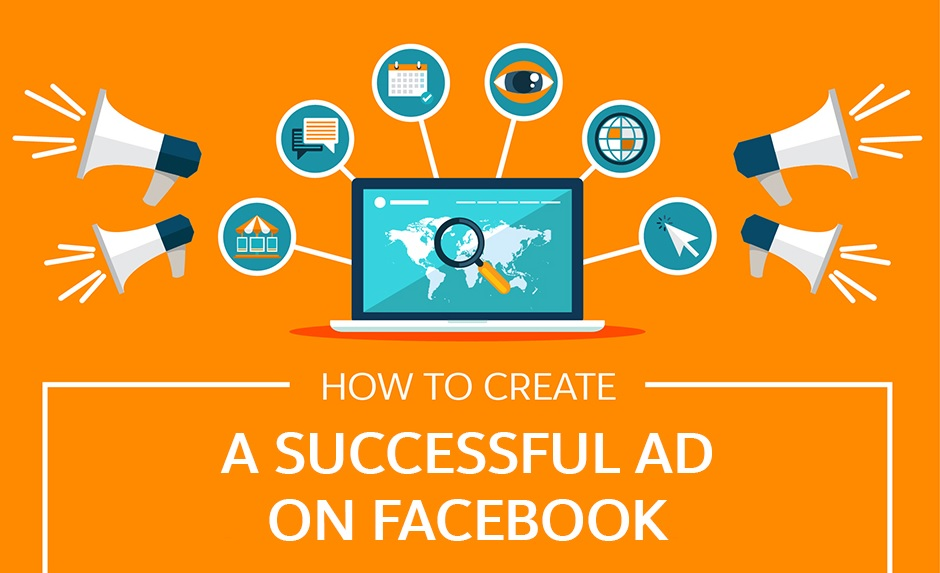 How to Create a Successful Ad on Facebook [Infographic]