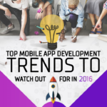 Top Mobile App Development Trends In 2016 [Infographic]
