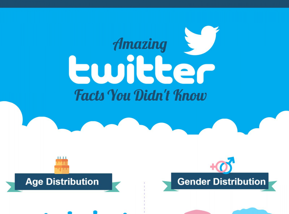Amazing Twitter Facts You Didn't Know [Infographic]