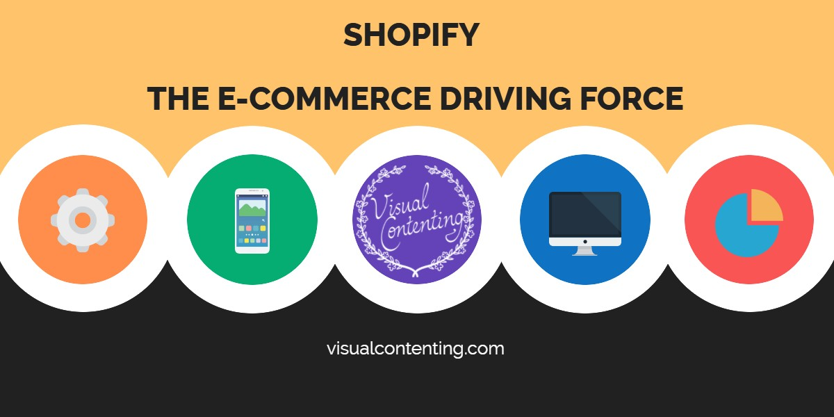 shopify-the-e-commerce-driving-force