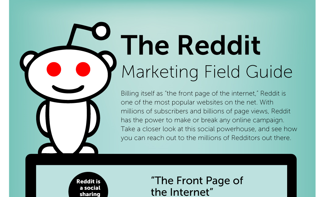 The Reddit Marketing Field Guide - Visual Contenting