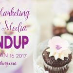 Visual Marketing and Social Media Roundup (January 09 – January 16 2017)