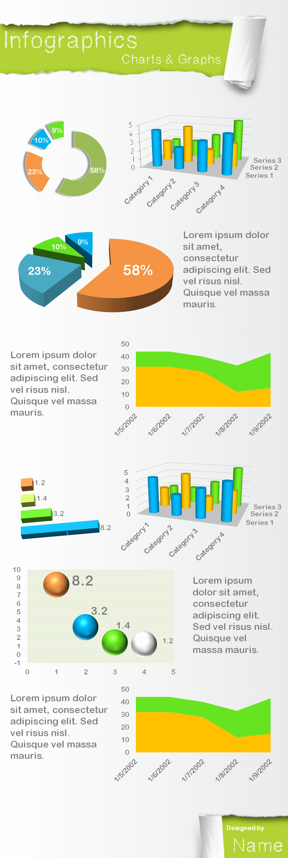 powerpoint infographics templates visual contenting